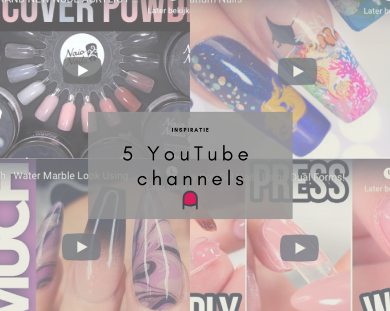 15 youtube channels nagelstyling