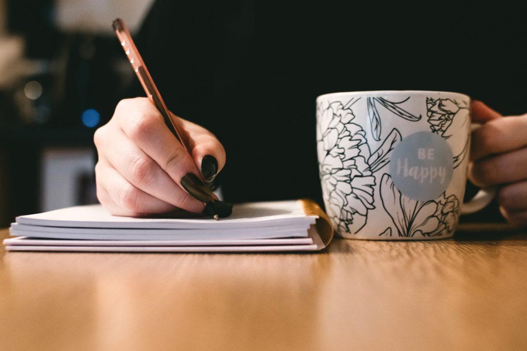 Schrijven column nagels nagelstyling professionaliteit