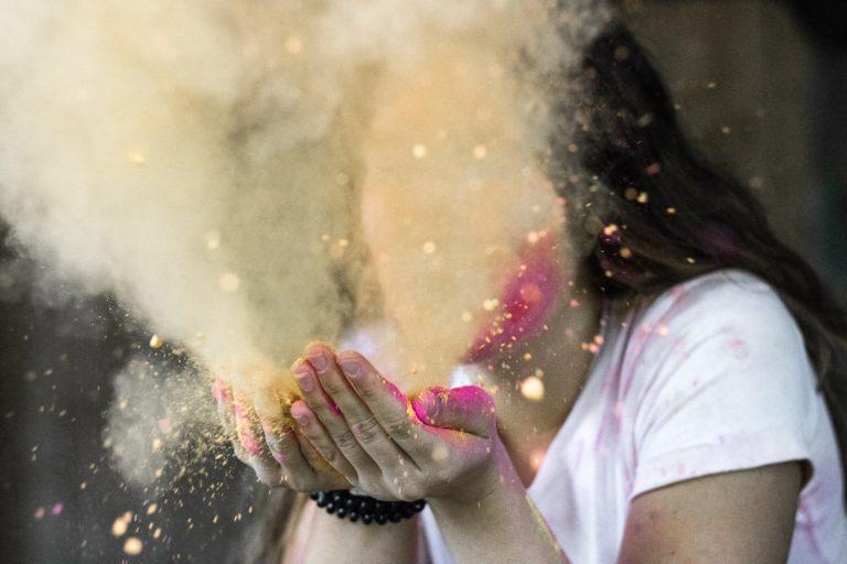 dust stof nagelstylist fijnstof vijlsel
