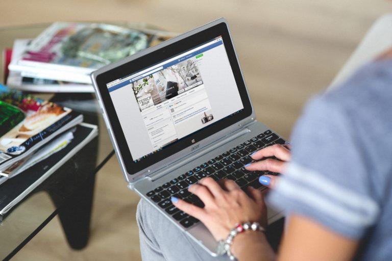 Facebook nagelstudio promoten