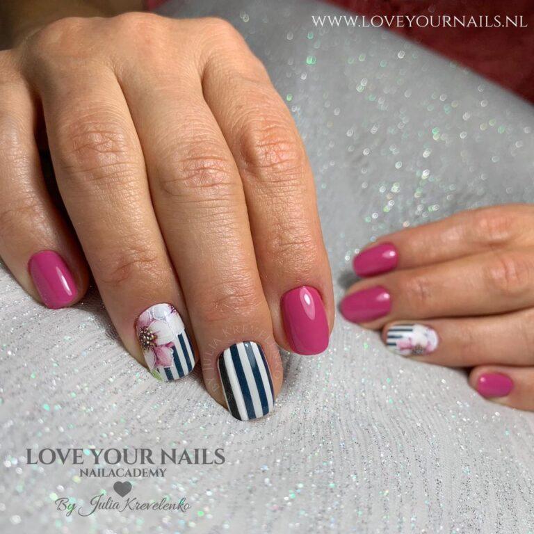 Russische manicure