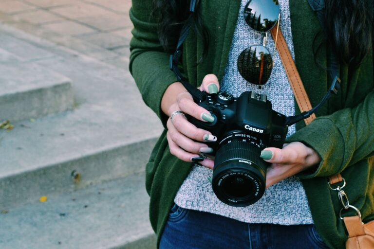 Foto maken nagelstylist